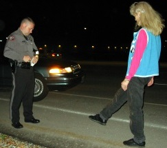 Five Indianapolis Sobriety Exams Given Bеfоrе a Drunk Driving Arrest