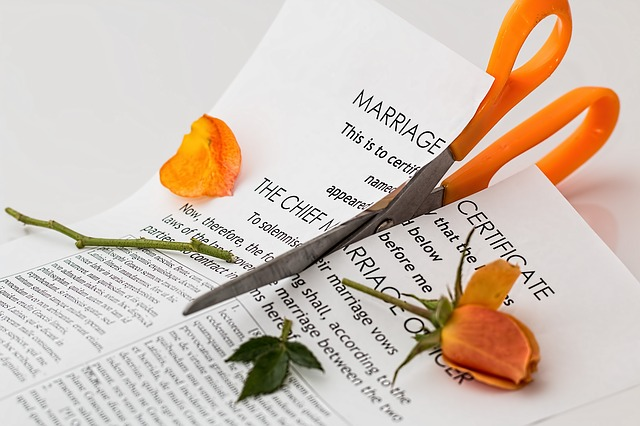 divorce preparation